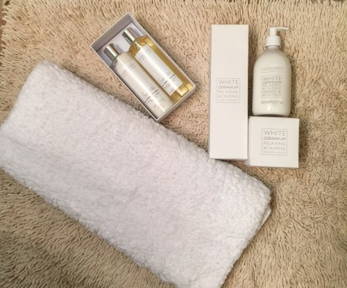 Bath Mat The White Company