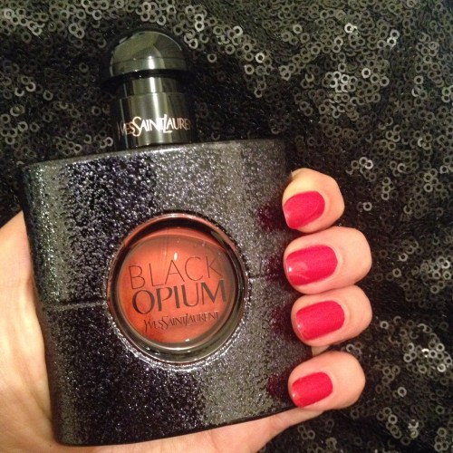 Black Opium YSL review
