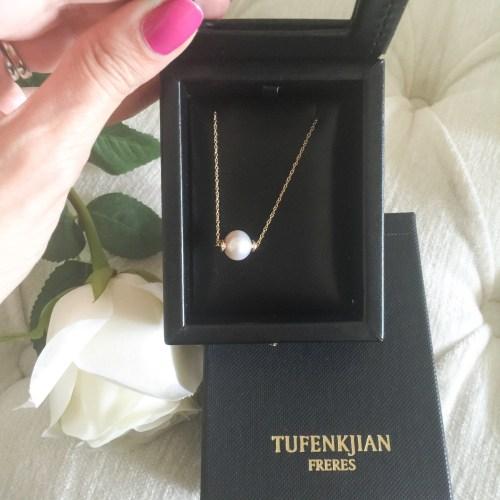 Tufenjian pearl chain