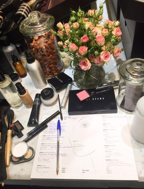 Bobbi Brown Makeup Chart Ivy says