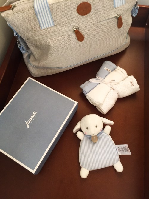 Jacadi Diaper Bag Ivy says city centre