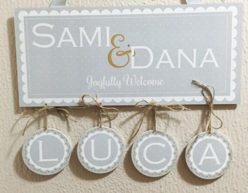 sami and dana khairallah Luca