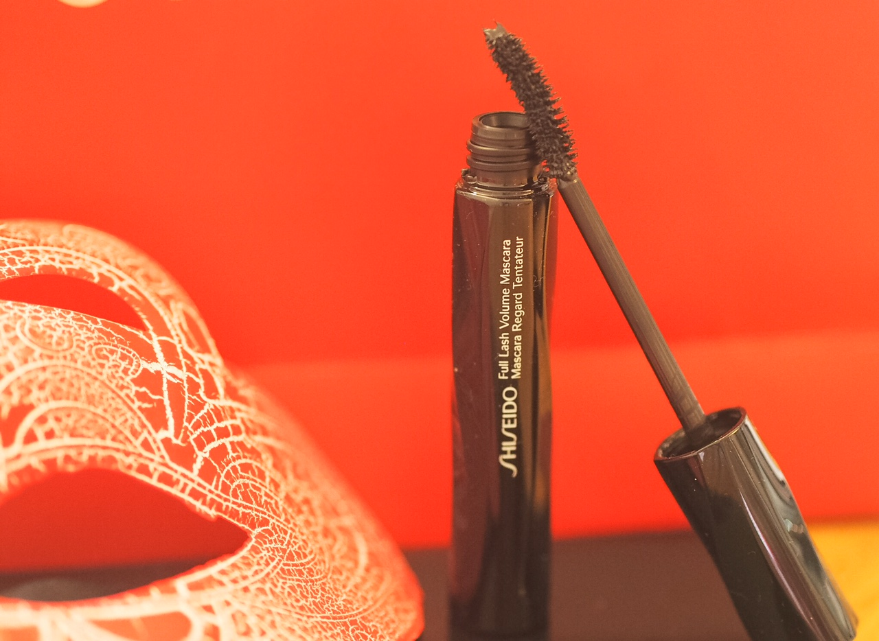 shiseido mascara full volume lash