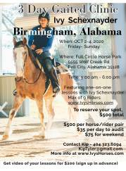2020 Alabama horse clinic 2