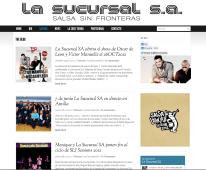desarrollo web grupo musica noticias