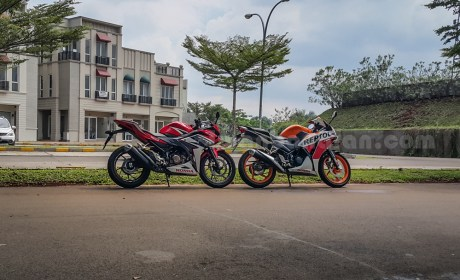 honda all new CBR150R vs old CBR150R (13)