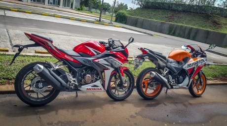 honda all new CBR150R vs old CBR150R (21)