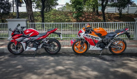 honda all new CBR150R vs old CBR150R (23)