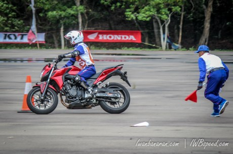 Astra Honda Safety Riding Instructors Competition (AHSRIC) 2016 (10)