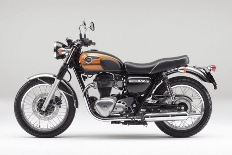Kawasaki W800 final edition1