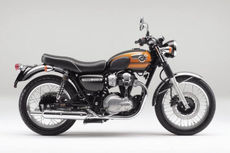 Kawasaki W800 final edition2