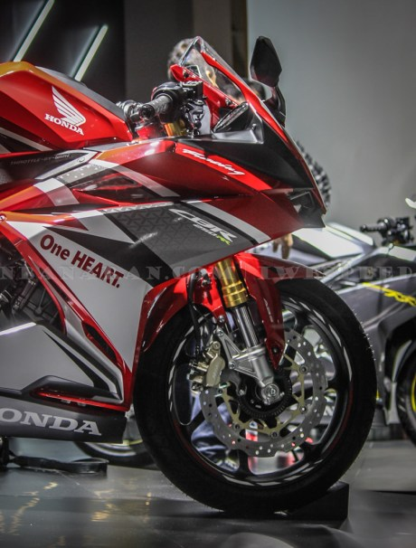 Honda all new CBR250RR 2017 (65)