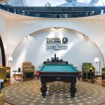 Review: Turkish Airlines Lounge Istanbul Moscow – Business Class Lounge in Vnukovo Airport