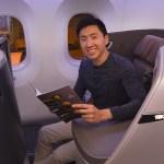 Flight Review: Singapore Airlines Dreamliner 787 Business Class
