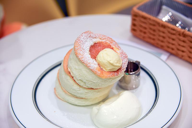 Gram Souffle Pancakes Singapore