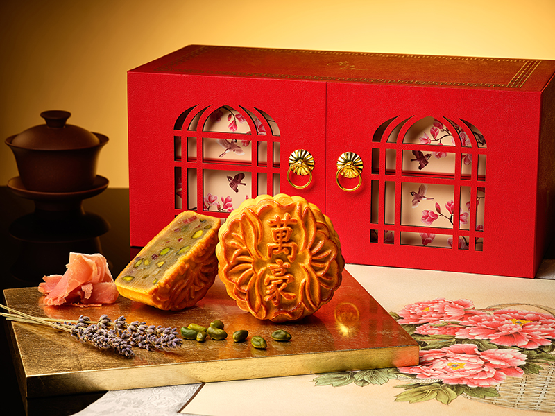 Singapore Marriott Tang Plaza Mooncakes 2019