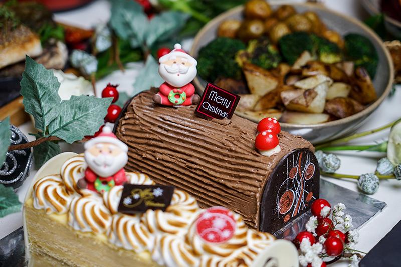 Novotel Singapore Stevens Christmas 2019
