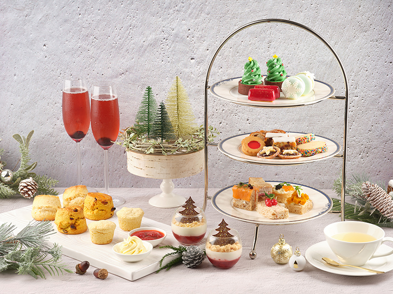Four Seasons Singapore Christmas 2019