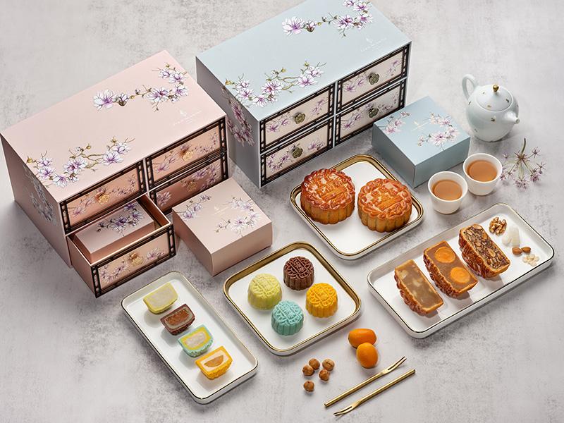 four seasons hotel singapore mooncake 2021