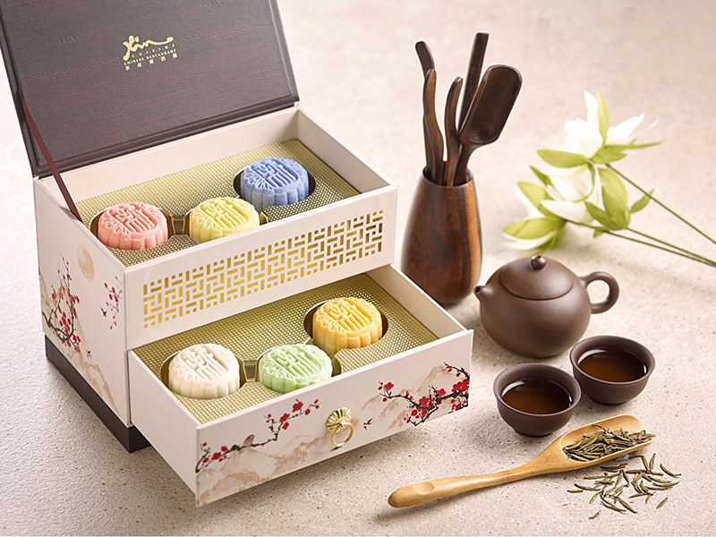 xin cuisine mooncake 2021