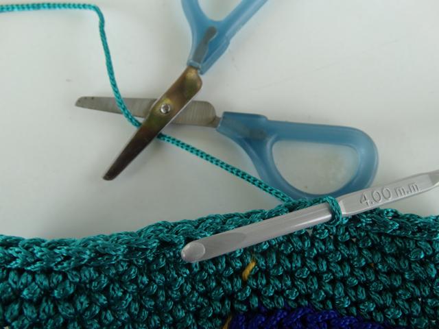 πώς να πλέξουμε καλαθάκια με βελονάκι