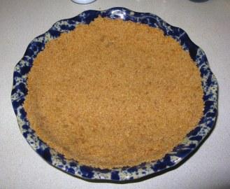 Shaped Cookie Crumb Crust