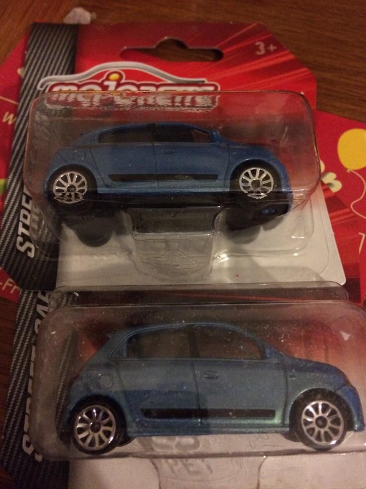 Renault Twingo x 3 Majorette #206c