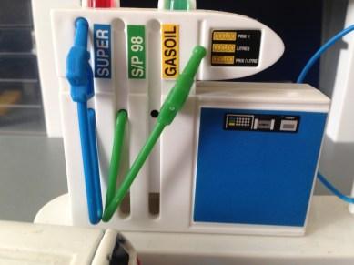 Missing the Gasoil pump