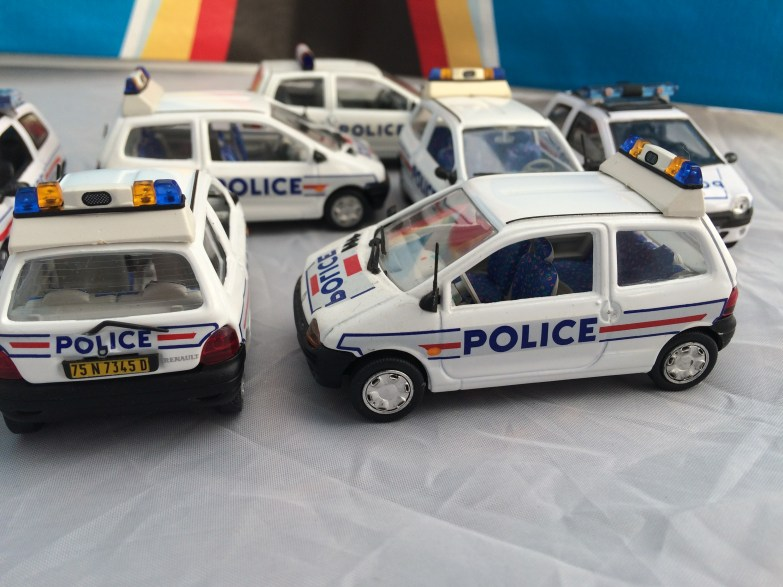 Renault Twingo Police Collection (2)