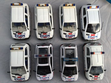 Renault Twingo Police Collection (8)