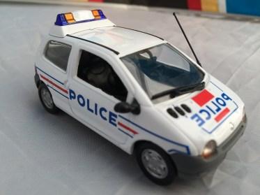 Renault Twingo Police Norev