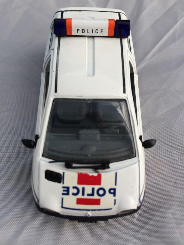 Renault Twingo Police Solido Verem Ref 234 (3)