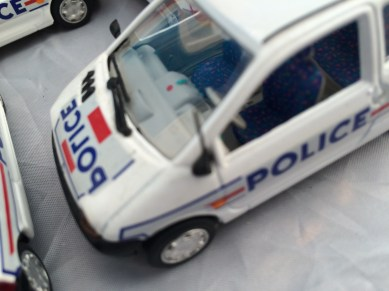 Renault Twingo Police Vitesse L087 (2)
