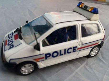 Renault Twingo Police Vitesse L087 (9)
