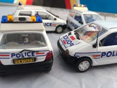 Renault Twingo Police Vitesse L087