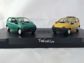 Renault Twingo Solido 1:43 1993 7711147317