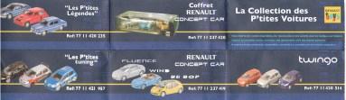 Renault Toys pt3