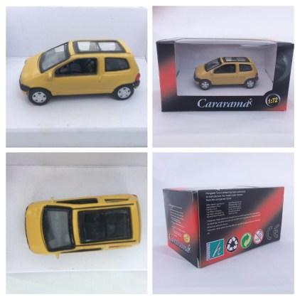 172 yellow cararama