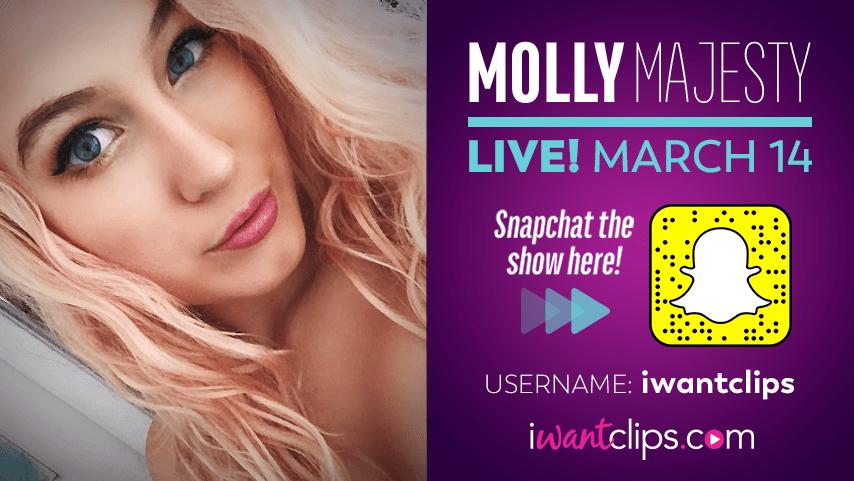 Snapchat_March_MollyMajesty