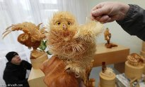 Unbelievable Wood Carvings 03