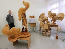 Unbelievable Wood Carvings 06