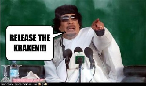 Release The Kraken 16