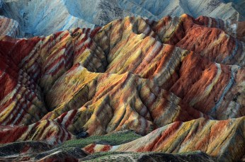 Painted Landscapes of China Danxia 01