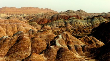Painted Landscapes of China Danxia 03