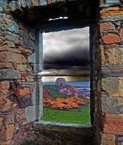 Castle View, The Highlands, Scotland
