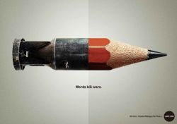 Adot: Words kill wars