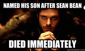 Don't Kill Sean Bean 11