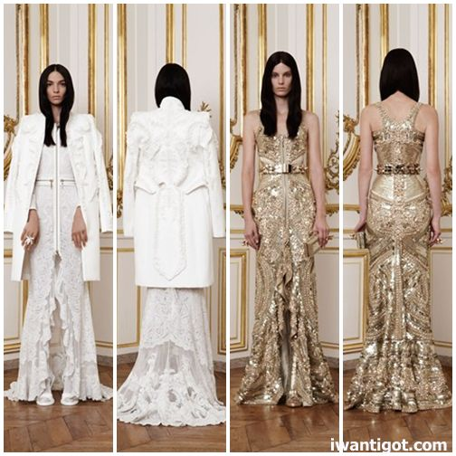 Givenchy Haute Couture - Fall 2010
