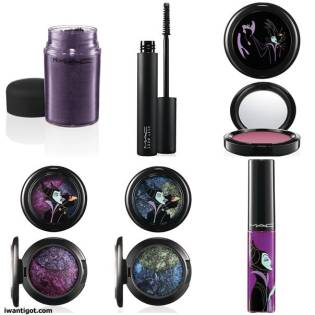 Venomous Villains MAC Cosmetics - Dr. Facilier and Maleficent