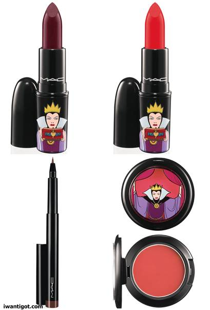 Venomous Villains MAC Cosmetics - Evil Queen